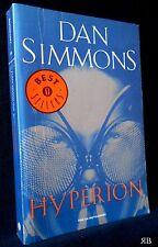 DAN SIMMONS - Hyperion - OSCAR MONDADORI - 9788804376149