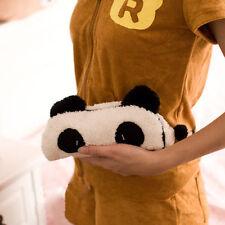 Trousse de toilette panda Maquillage multi-fonction portable papeterie aimable