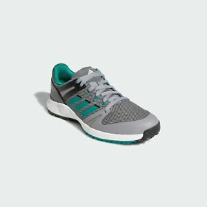 New 2021 adidas EQT SL Golf Shoes W/Boost  Grey/Green/Black FW6297 size 11 Med