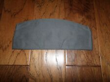 U.S MILITARY WWII NAVY HALSEY GREY OFFICERS COTTON OVERSEAS GARRISON CAP 7 1/4