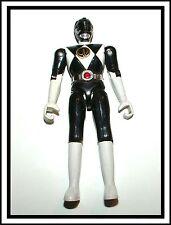 MMPR Black Thunder Bike _ Zack _ ** Figure Only **