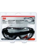 NEW 3m chemical/impact clear  goggle