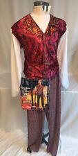 Rubies 15684 Wild Wild West Cowboy Artemus Gordon Deluxe Costume Size: Standard