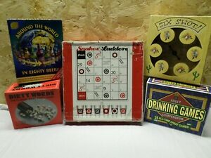 Adult Drinking Games & Party Games Bundle