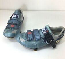 Sidi Air Plus Road Cycling Bike Shoes Baby Blue Women's Size 38 Lightly Worn