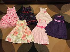 Beautiful Lot Of Girls Dresses-size 6/6x