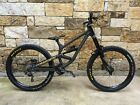 Commencal Furious (Small) full suspension downhill mountain bike