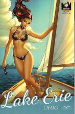 Zenescope Grimm Fairy Tales Vol 2 #4 Cleveland CC Sabine Rich Excl Ltd to 250