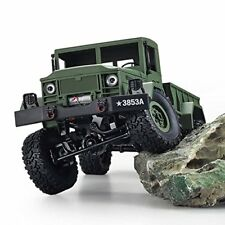 HengLong 1/16 4*4 US RC Military Truck RTR Off-road Crawler 3853A Toy Grade