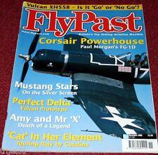 Flypast 2000 November Vulcan,Corsair,Mustang,Catalina