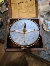 Rare Antique Marine Compass