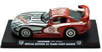 E82 FLY MODEL Dodge Viper GTS-R #25 Foot Locker Ltd Ed MIB 1/32 slot car