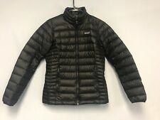 Patagonia Down Sweater Jacket Women Black Size XS
