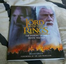 lord of the rings making of book