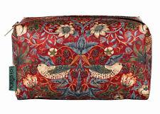 Morris & Co. Strawberry Thief Cosmetics Bag - Heathcote & Ivory