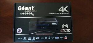 GEANT GN-OTT 750 4K ALLURE