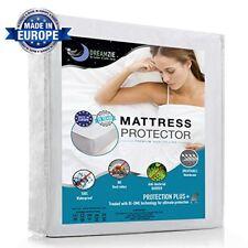Protège-matelas et alèses lavable en machine doubles pour le lit, pour chambre à coucher