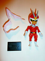 Viewtiful Joe action figure toy Capcom video game character anime w/ base & cape