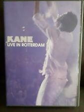 Music DVD - KANE , Live in Rotterdam - 18 Songs, nr. 275.