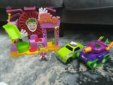 Imaginext Joker Fun House's and vehicles