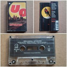 URGE OVERKILL Saturation CASSETTE TAPE Power Pop Alternative Geffen Records 1993