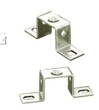 Rail din support rehausse hauteur 50 mm par lot de 2 support