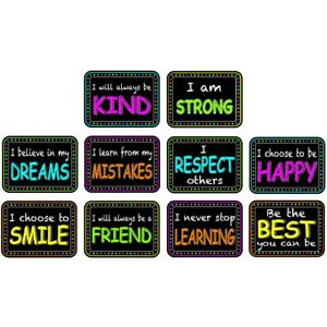 Character Building Mini Whiteboard Erasers by Ashley