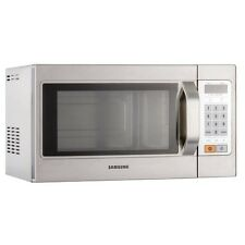 Samsung Light Duty 1100w Commercial Microwave Oven CM1089/SA Stainless Steel