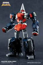 ACTION TOYS MACHINE ROBO REVENGE OF CRONOS SERIES 02 ROD DRILL ROBO GOBOTS NUOVO