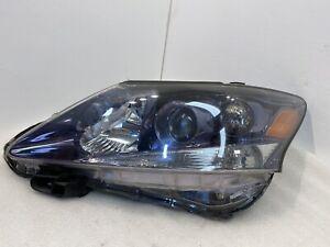 2010 2011 2012 Lexus HS250h Halogen Halogen Lamp OEM Driver Left LH