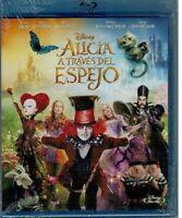 Alicia a traves del espejo (Disney Bluray Nuevo)