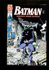 BATMAN 450 (9.6) JOKER COVER WOLFMAN DC  (b048)