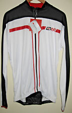 Bellwether Mens Zone Long Sleeve Jersey White Large L Cycling Bike Road MTB