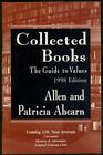 Allen and Patricia AHEARN / Collected Books The Guide to Values 1998 Edition