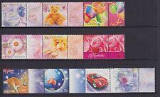Australia 2003 Celebration and Nation Set of 10 Stamps