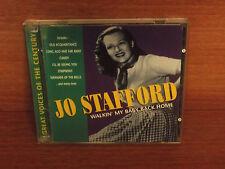 Jo Stafford : Walkin' My Baby Back Home : 2 CD Set : 1998 : GVC 2003
