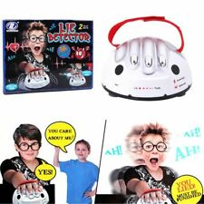 Lie Detector Game Polygraph Electric Shocking Liar Toy XMAS Party Family Game US