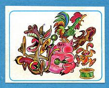 CANTANTI 72 - Panini - Figurina-Sticker VIGNETTA n. 90 -COMPLESSO CAMPAGNOLO-Rec