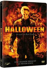 Halloween , Rob Zombie , Steelbook , Cinema Version , DVD , new / sealed