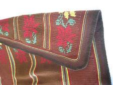 "Vintage Handmade Crochet Throw/Blanket  31"" x 50"""