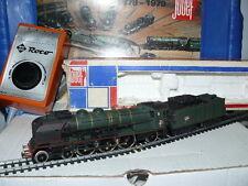 """TRAIN ECHELLE HO JOUEF LOCOMOTIVE 231 K """" TYPE PACIFIC """" SNCF échelle 1/87 ème"""