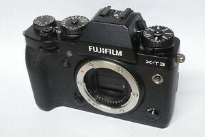Fujifilm X-T3 Gehäuse / Body  defekt Wasserschaden XT3