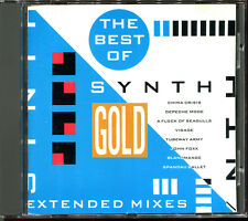 BEST OF SYTNH - NEW WAVE 80's - MAXI VERSIONS CD COMPILATION [30]