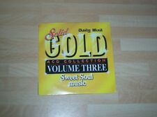 Music CD, Solid Gold Vol 3,  Sweet Soul. 15 track Album