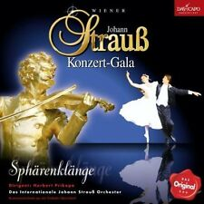 Strauss, J. Wiener Johann Strauß Konzert-Gala (live, Tonhalle Düsseldorf) [CD]