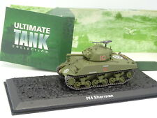 Atlas Militaire Army 1/72 - Char Tank Sherman M10