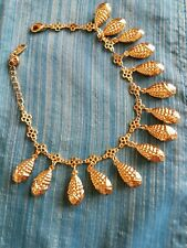 jingle Ankle Bracelet 18kt gold plated dangle