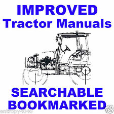 GRAVELY 5000 Tractor Repair SERVICE Manual & PARTS Catalog & More -203- MANUALS
