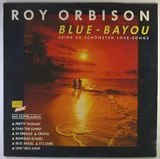 """12"""" LP - Roy Orbison - Blue Bayou - L5420h - washed & cleaned"""