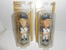UPPER DECK PLAYMAKERS YANKEES BOBBLEHEAD LOT OF 2 MANTLE DIMAGGIO NEW
